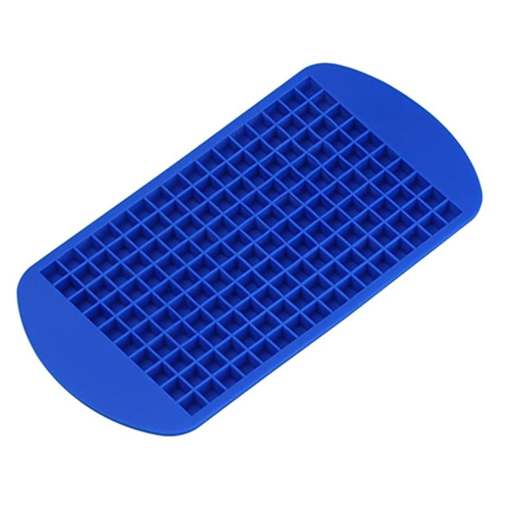 Silicone 160 Ice Cube Small Cube Ice Cube Crushed Ice Maker Silicone Ice Film Small Ice Cube Tray Ice Mold