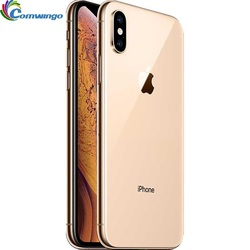 Original Unlocked Apple iphone xs iphone xs max 4G LTE 4G RAM 64gb/256gb ROM A12 Bionic Chip IOS