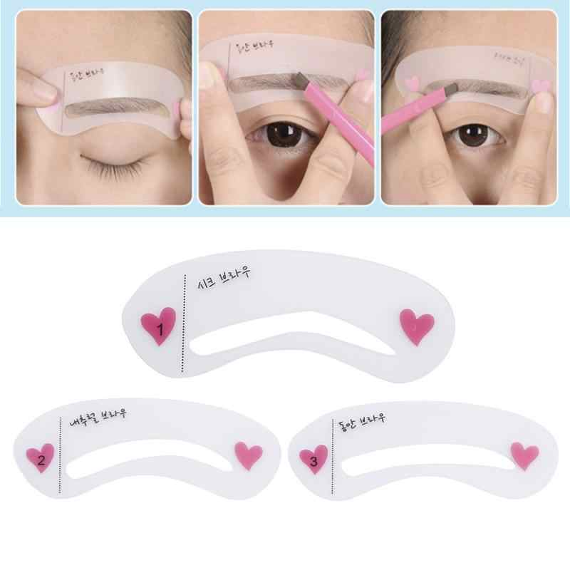 1pc 4ml 4 Farbe Augenbraue Creme Wasserdicht Langlebige Augen Stirn Farbton Farbe Mascara Creme Kosmetik Schönheit Make-Up werkzeuge Neue TSLM1