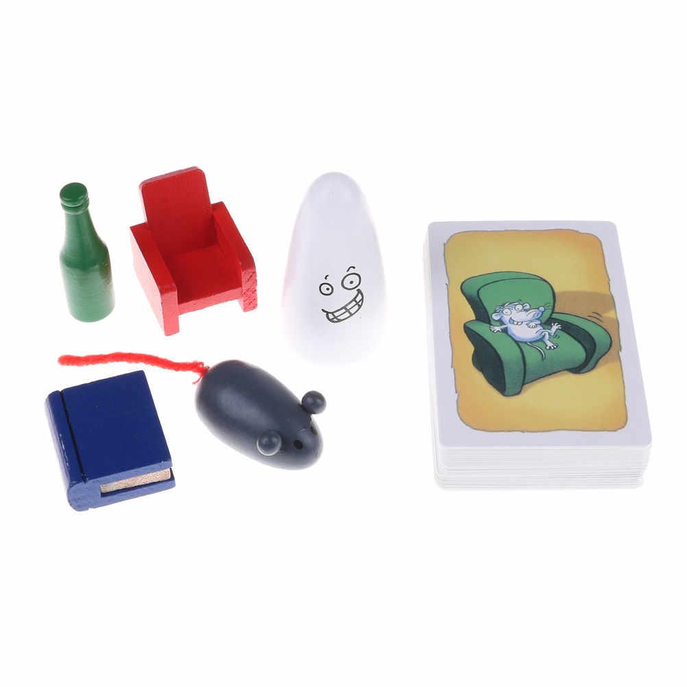 Geistes Blitz 1 + 2 + 3 Ghost Blitz Geistesblitz 5 VOR 12 Permainan Papan Keluarga Permainan Kartu Permainan