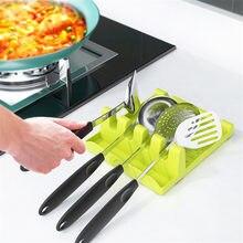 Кухонные принадлежности подставка для кастрюли с крышкой из