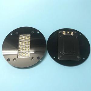Image 2 - 30W 60W yüksek güç HiFi defniition hoparlör şerit tweeter AMT trafo alüminyum ön panel