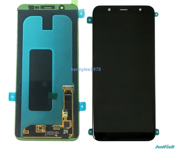 original SUPER AMOLED For Samsung Galaxy A6plus 2018 A605 LCD Display Touch Screen Digitizer Assembly For A6 Plus A6050 A605F