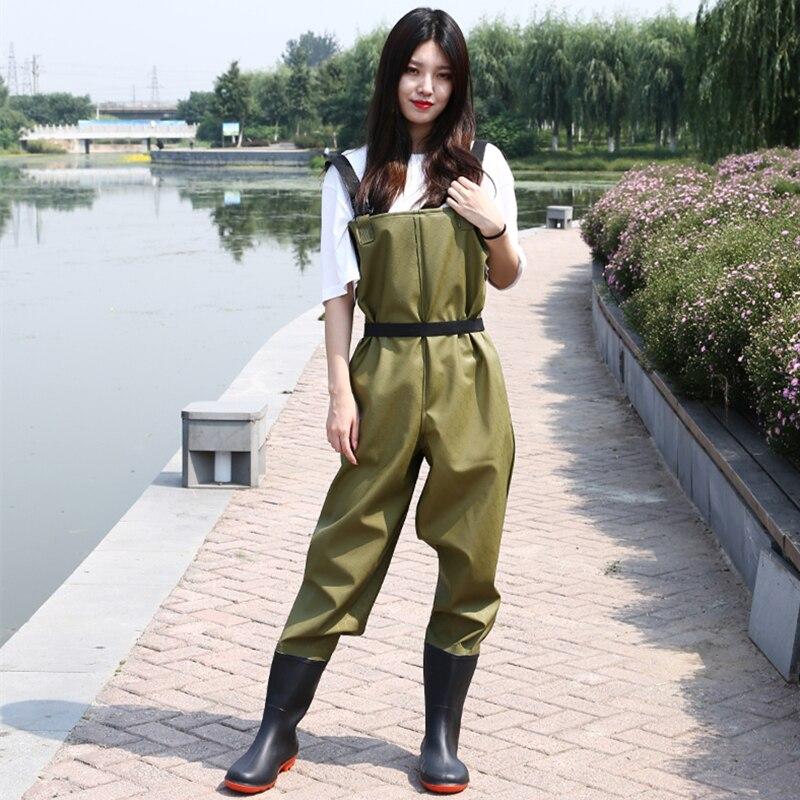 Waterproof Waders  Non-slip Boots Women`s 2