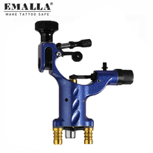 Tattoo Liner Shader Motor Rotary Tattoo Machine Gun Blue Tattoo Machines Motor Tattoo Gun Tattoo Power Supplies Free Shipping crazy hot sales sliver sunskin primus rotary tattoo machine for shader liner high quality motor gun tattoo gun free shipping