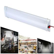 12V светодиодный Подсветка салона крыши Потолочный светильник для RV Кемпер трейлер дом на колесах Ван