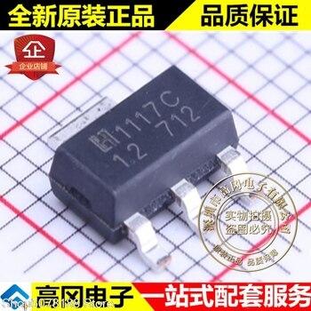 10 قطعة LM1117S-1.2 سوت-223 1117C HTC 1.2V 1A LDO