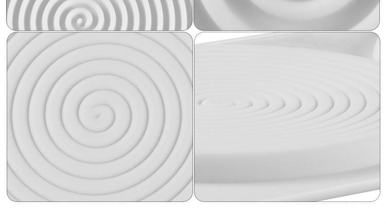 Силиконовые формы в форме спирали инструменты для украшения