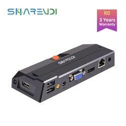 R0 четырехъядерный тонкий клиентский 8G флэш-компьютер, виртуальный облачный терминал, окно 7/10/XP lok Linux RDP8.0 Настольный HDMI Zero Client