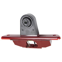 HD 720p 3rd Brake Light Reverse Camera Rear Backup Camerafor Fiat Scudo Citroen Jumpy /Peugeot Expert/ Toyota Proace 2007-2016