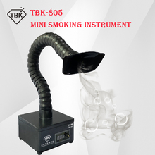 TBK-638/805 Mini Efficiënte Zuivering Roken Instrument Solderen Cleaner Vtsf Luchtfilter Met Led Licht