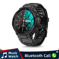 Bluetooth Phone Smart Watch Men Waterproof Outdoor Sports Fitness Watch Health Tracker Weather Display 2021 New smartwatch Woman