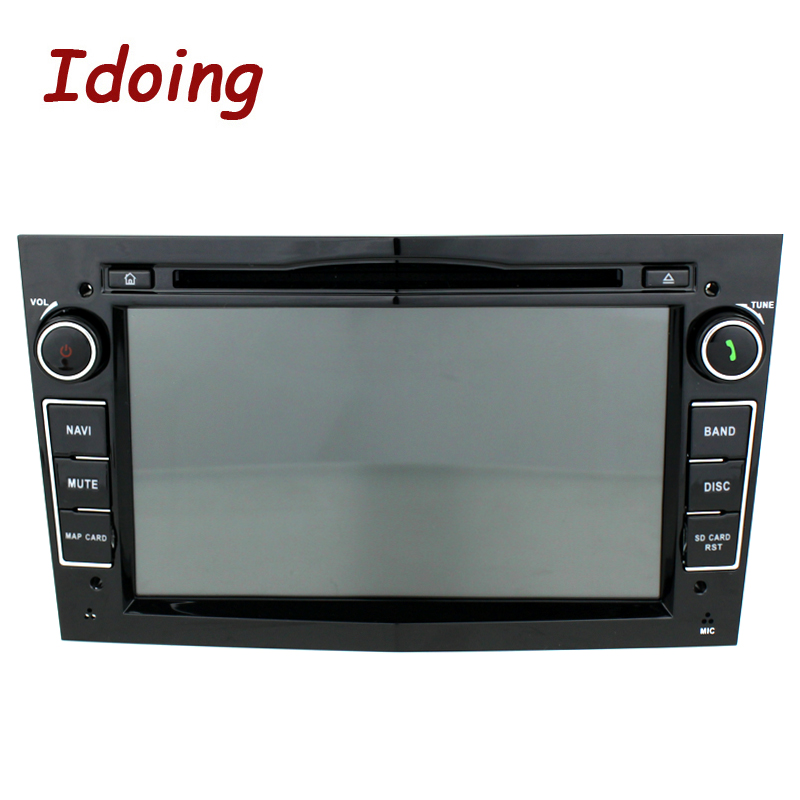 """Image 3 - Idoing 7""""2 din Andriod 9.0 Car Radio DVD Multimedia Player For Opel Vectra Corsa D Astra H PX5 4G+64G 8 Core IPS GPS NavigationCar Multimedia Player   -"""