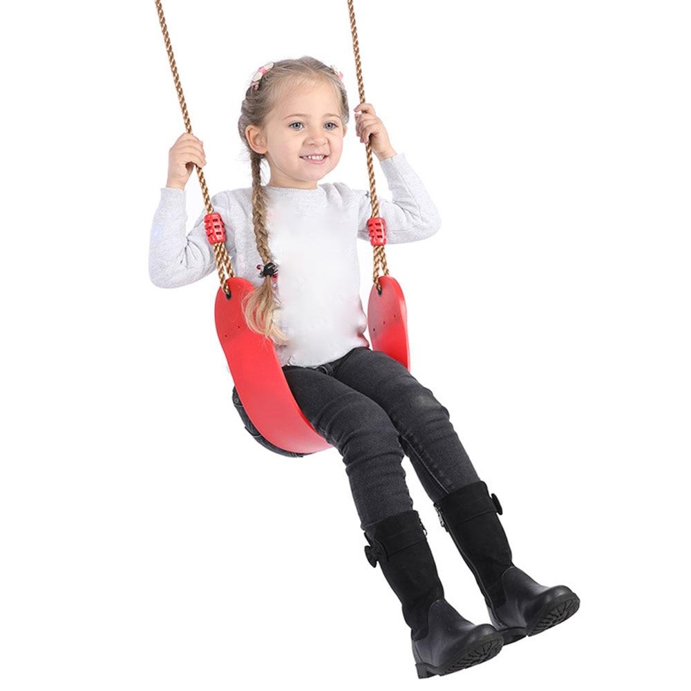 brinquedos ao ar livre balanco cadeira curvada placa assento aleatorio interior criancas em estoque itens de