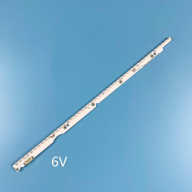 6V LED תאורה אחורית רצועת 44 מנורת עבור 2012svs32 7032nnb 2D V1GE 320SM0 R1 32NNB 7032LED MCPCB UE32ES6200 UE32ES5557K LE32OCSM C1