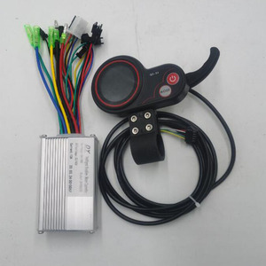 Image 5 - 36V 48V 250W/350W Electric Bike Controller with LCD Display Thumb Throttle for Ebike Electric Scooter