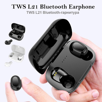 TWS Bluetooth 5.0, Bluetooth earphone,HIFI Sounds Wireless Headphones,Handsfree headset,Stereo gaming Headphones,For iphone 1