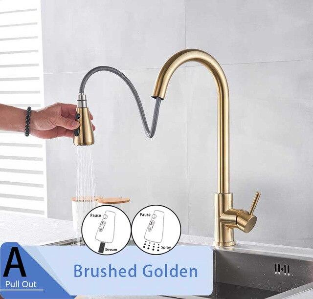 Brurushed Golden A