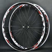 PASAK Bici Della Strada Della Bicicletta 700C Sigillato Cuscinetto ultra light Ruote Wheelset Rim 11 velocità di sostegno 1650g