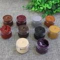 Pintura de couro colorida do reparo da tintura da restauração da mudança da cor pintura do risco 30ml do assento de carro do sofá do creme da sapata da pintura para o saco