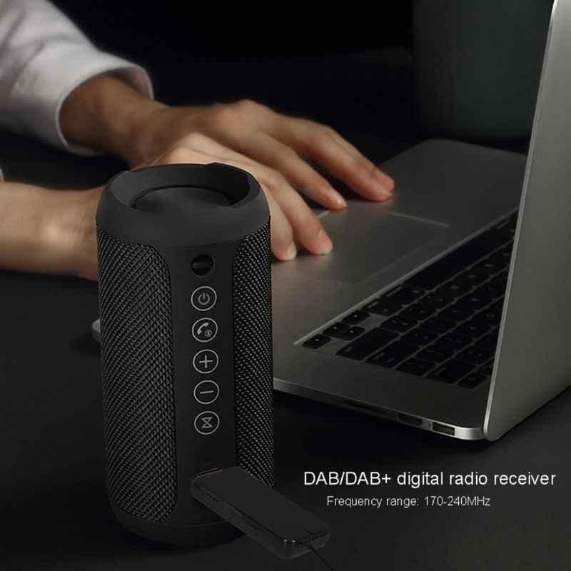 DAB Digitale Radio Mini radio Ontvanger Antenne Multifunctionele Digitale Audio Broadcast USB Adapter