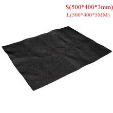 Diy 500*400*3 мм/5 мм компьютерная сетка губка pc чехол охлаждающий
