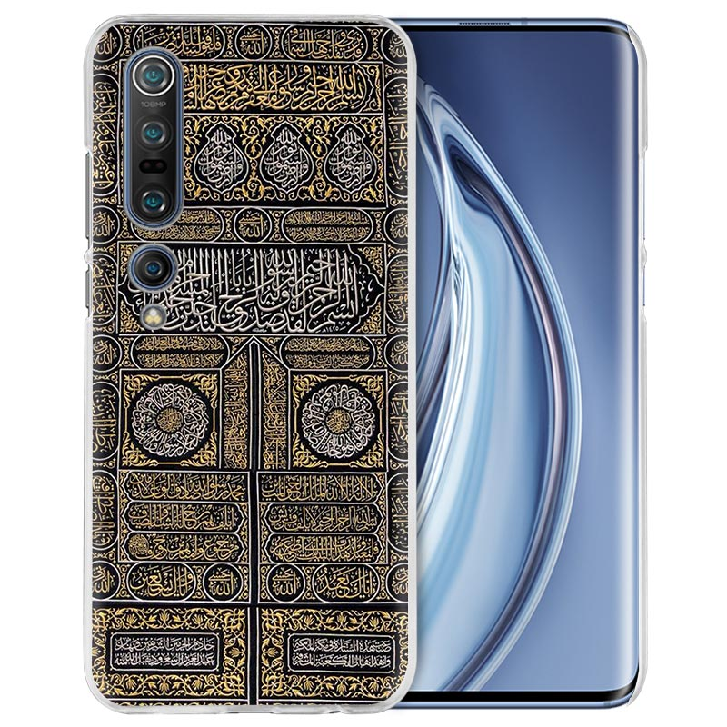 Mandala Flowers Case For Xiaomi Mi Note 10 Pro 5G 9T 9 CC9 A3 A2 8 Lite 6X Poco X2 F2 Hard PC Phone Capas Fall