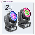 Led Wash 19X15 W Rgbw Moving Head Licht Stage Beam Grote Bijen Ogen Disco Party Goede Voor Dj disco Party Bar