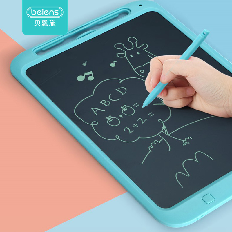 Beiens 12Inch LCD Digital Writing Tablets Drawing Toy Handwriting Pads Portable Drawing Board With Pen Educational Toy For Kids