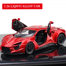 1:36 Alloy Pull Back Model Car Model Toy Sound Light Pull Back Toy Car For G65 SUV AMG Toys For Boys Children Gift hot pull back car toy children pocket toy model mini car cartoon pull back bus truck helicopter boy gift color random jm106