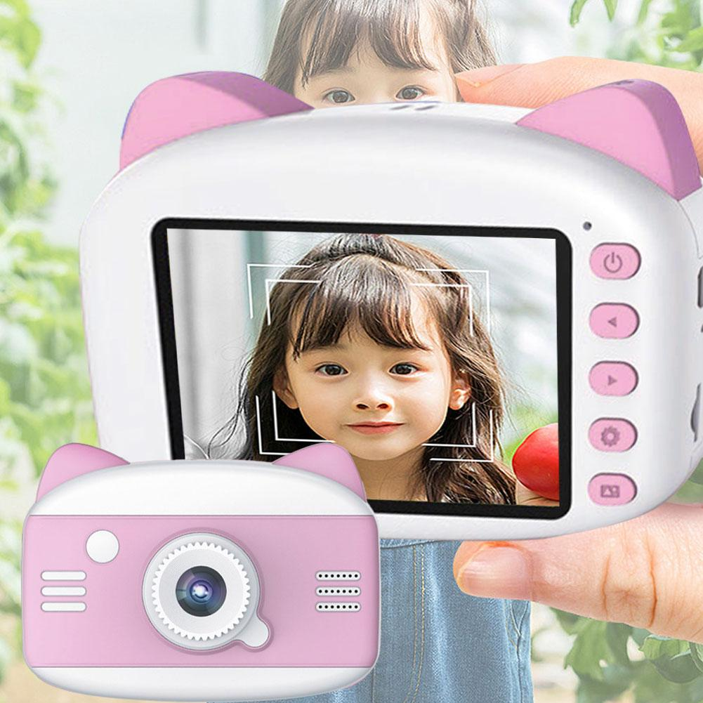 Newest High Quality Kids Camera Toys 3.5 Inch HD Digital Camera Educational Toys For Children Great Gifts For Kids