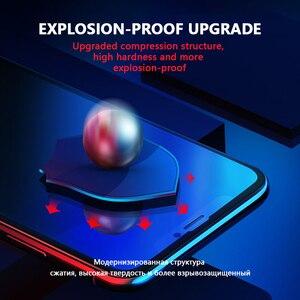 Image 5 - 6Dフルカバー強化ガラス8 7 6 6sプラスx xs最大ガラスiphone 7 8 xスクリーンプロテクター保護ガラスiphone 7
