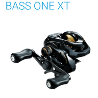 Original Shimano BASS ONE XT 150 151 Rechts Linkshänder Baitcasting Angeln Reel 7 2: 1/4 + 1BB 5 0 kg SVS Syetem Spule Angeln Rad
