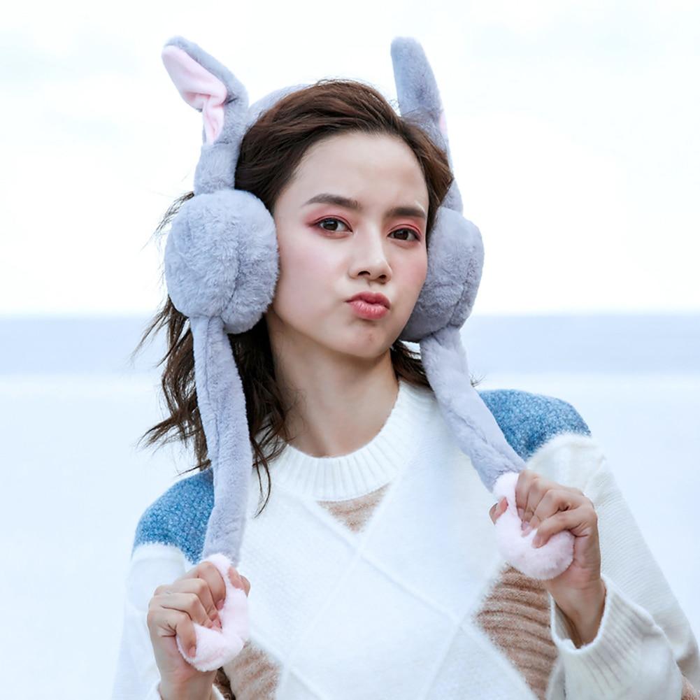 Headbands Keep Warm Ear Protector Earmuff Portable Indoor Comfortable Workout Imitation Rabbit Breatheable Gifts Travel Winter