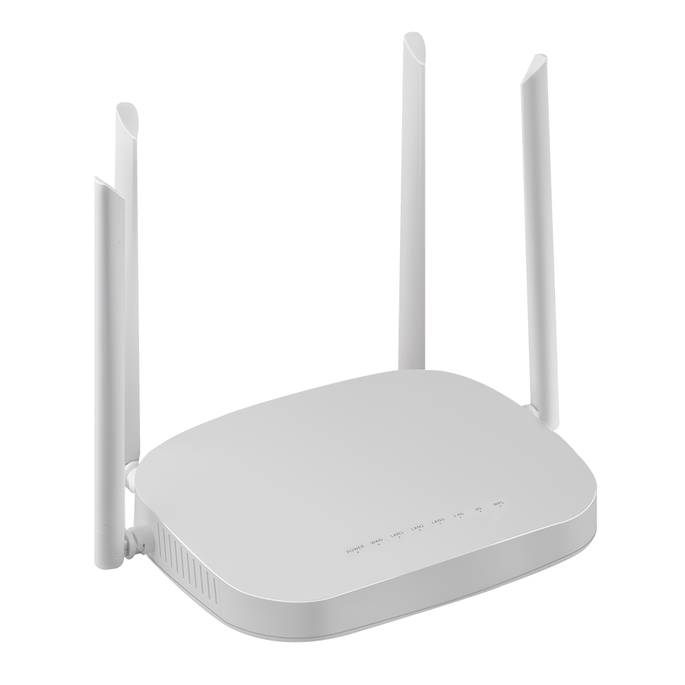 CPE 4G LTE Smart WiFi Wireless Router with 300Mbps Speed and SIM Card Router along With 4pcs External Antennas and Qualcomm Chip 12