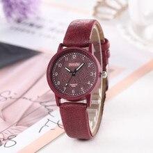 Мода Новости Женщины% 27 Наручные часы Высококачественный Синий Стекло Жизнь Водонепроницаемый Выдающийся Кварц Часы Для Женщин reloj mujer