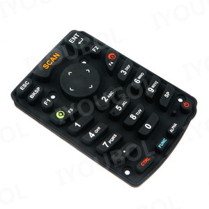 Image 3 - 10pcs Keypad (25 Key) Replacement for Honeywell Dolphin 6100