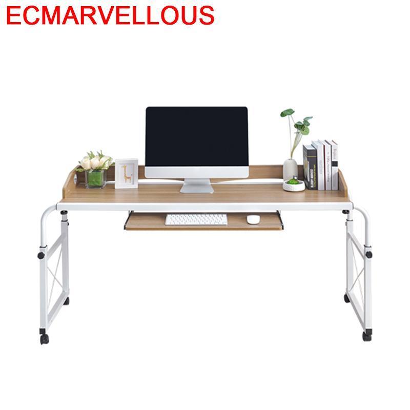 Bureau Meuble Tray Bed Pliante Stand Standing Office Tavolo Scrivania Schreibtisch Adjustable Tablo Study Table Computer Desk