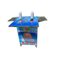 Mobile cold drink machine summer stand cold drink machine ice cream machine net red cold drink equipment