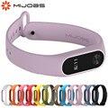 Для mi band 2 ремешок аксессуары для браслетов Pulseira Miband Замена силиконового браслета смарт-браслет для Xiaomi Mi Band 2 ремешок