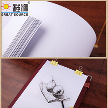 8K Pencil Sketch Paper Art Drawing Paper Pure Wood Pulp Paper 160g Painting Paper(20 sheets) paper art кролик