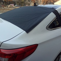 2020 Car Rear Windshield Cover Snowstop / Frost Block / Anti Smog / Sun Protection|Car Covers|   -