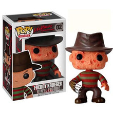 Oficial a Nightmare on Elm Street Freddy Krueger FUNKO POP Figura Collectible Modelo brinquedos presentes(China)