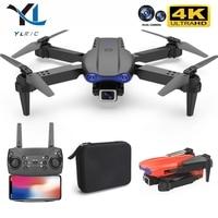 2021 nuovo K3 drone 4k HD grandangolare doppia fotocamera 1080P WIFI altezza di posizionamento visivo mantieni rc drone seguimi rc quadcopter giocattoli