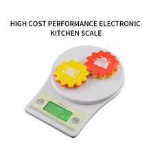 Digital kitchen scale 7kg/1g 3kg/0.5g High Precision Mini Pocket Bake Household Food Electronic Scale Balance With LCD screen high precision magnetic pocket transit geological compass scale 0 360 degrees