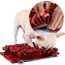 Smell Training Mat Dog Sniffing Pad Pet Snuffle Stress Release Nose work Blanket Nosework carpet