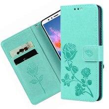 Para Huawei Honor Play 9A X10 10 LITE 10i 20i 20 Pro 6C 6A 6X 5C 6C 4A 4C carteira caso de Couro Da Aleta de Alta Qualidade Capa Protetora