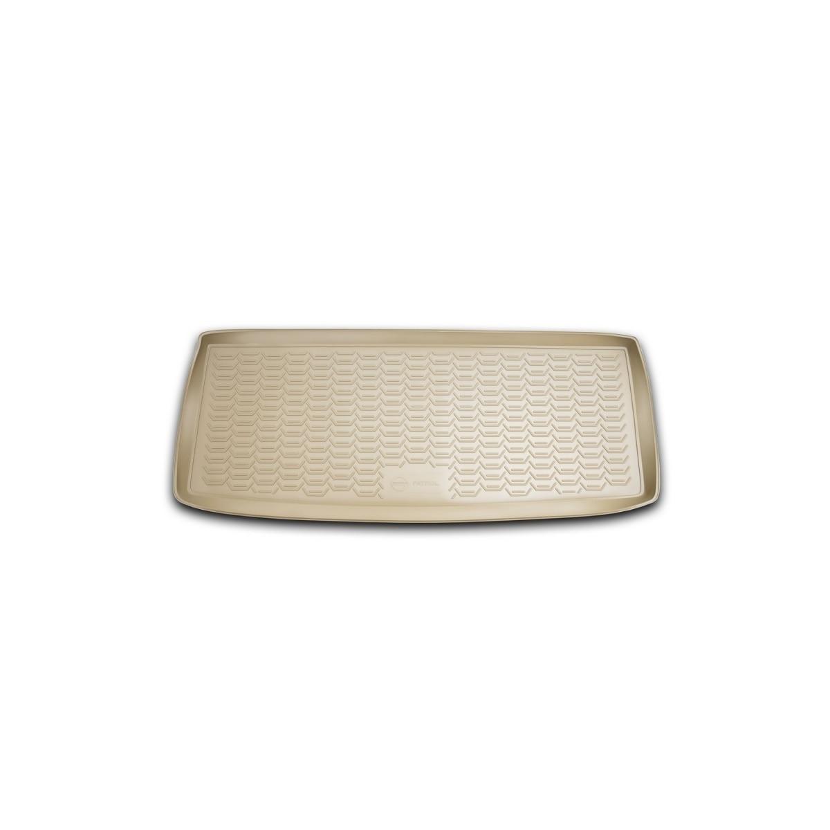Trunk Mat Nissan Patrol 2010 > implement. CTN. (PU) (Nissan Patrol)|  - title=