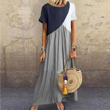 2019 Women Dresses Long maxi dresses for women vestidos casu
