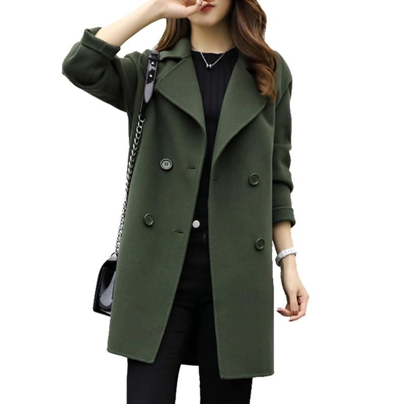 hiver elegante casaco feminino jaqueta
